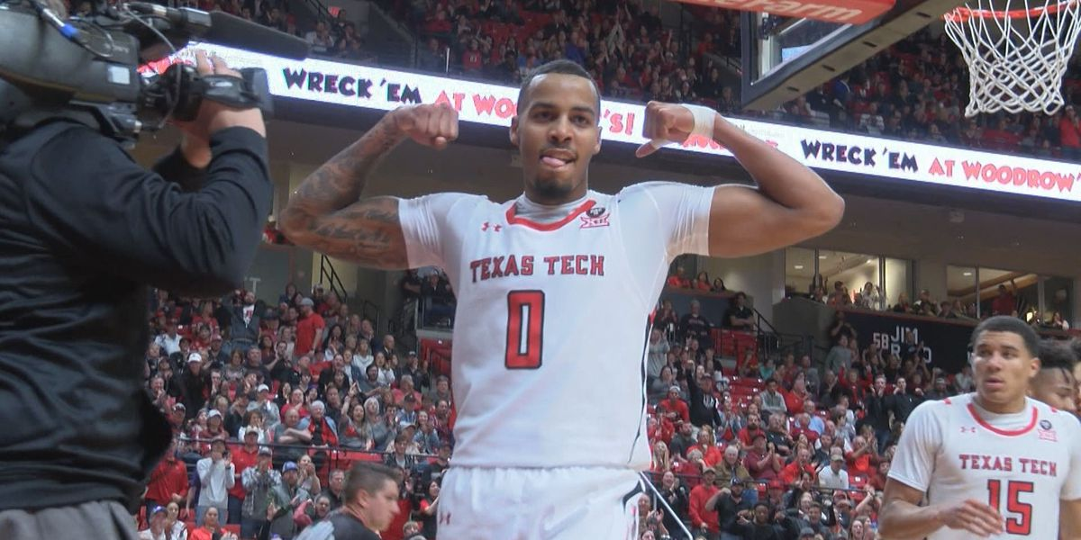 No. 12 Red Raiders finish strong to beat Long Island