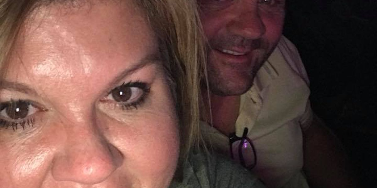 Lubbock couple celebrating anniversary in Vegas: 'I just wanted to save my wife'