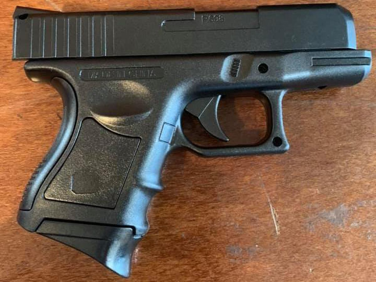 LPD takes Airsoft gun from teen seen carrying weapon at South Plains Fair