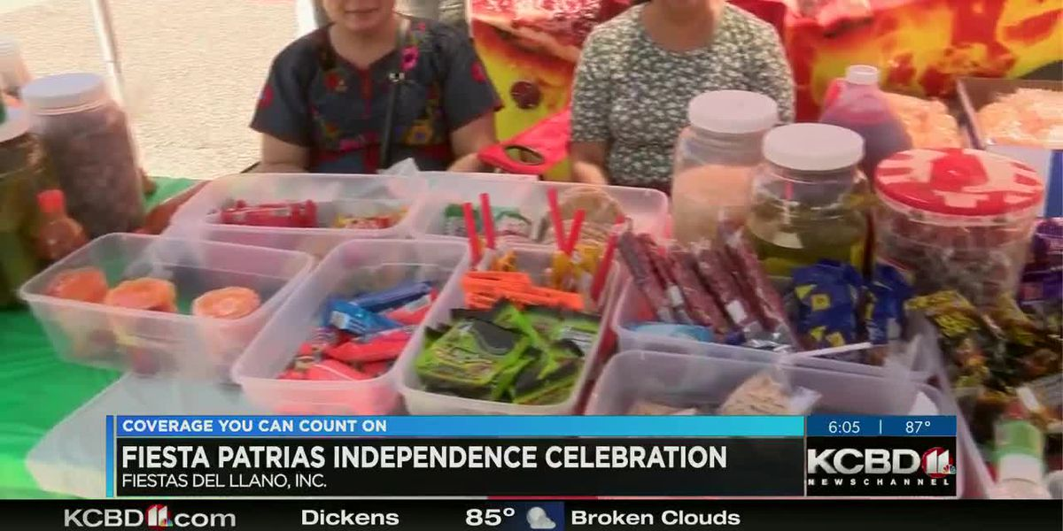 Lubbock celebrates Fiesta Patrias Independence