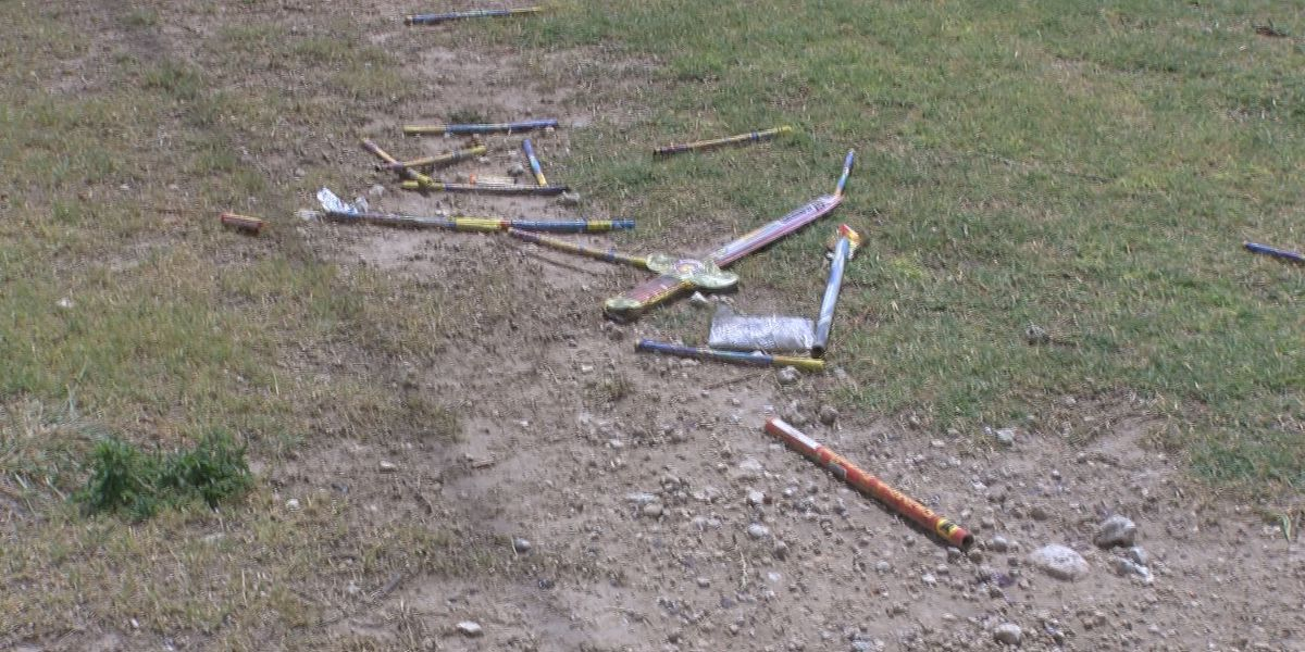 Lubbock County begins firework, trash clean up after fourth of July holiday celebrations