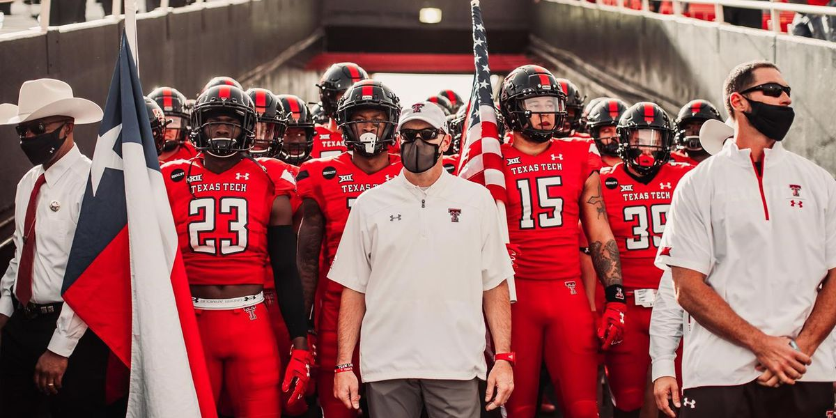 Game Preview: Red Raiders Host Kansas on Senior Day