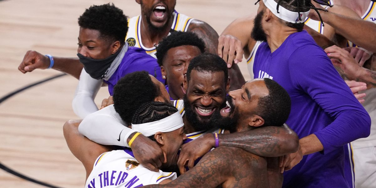 Bubble Kings: Lakers run past Heat for 17th NBA championship