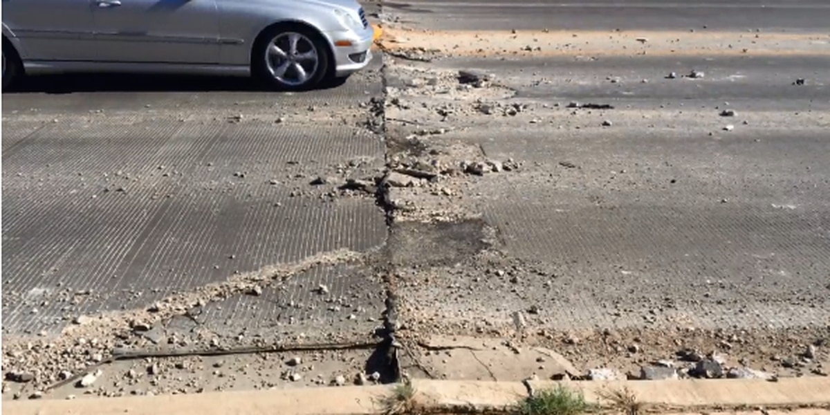 City of Lubbock warns drivers of possible pavement issues in hot weather