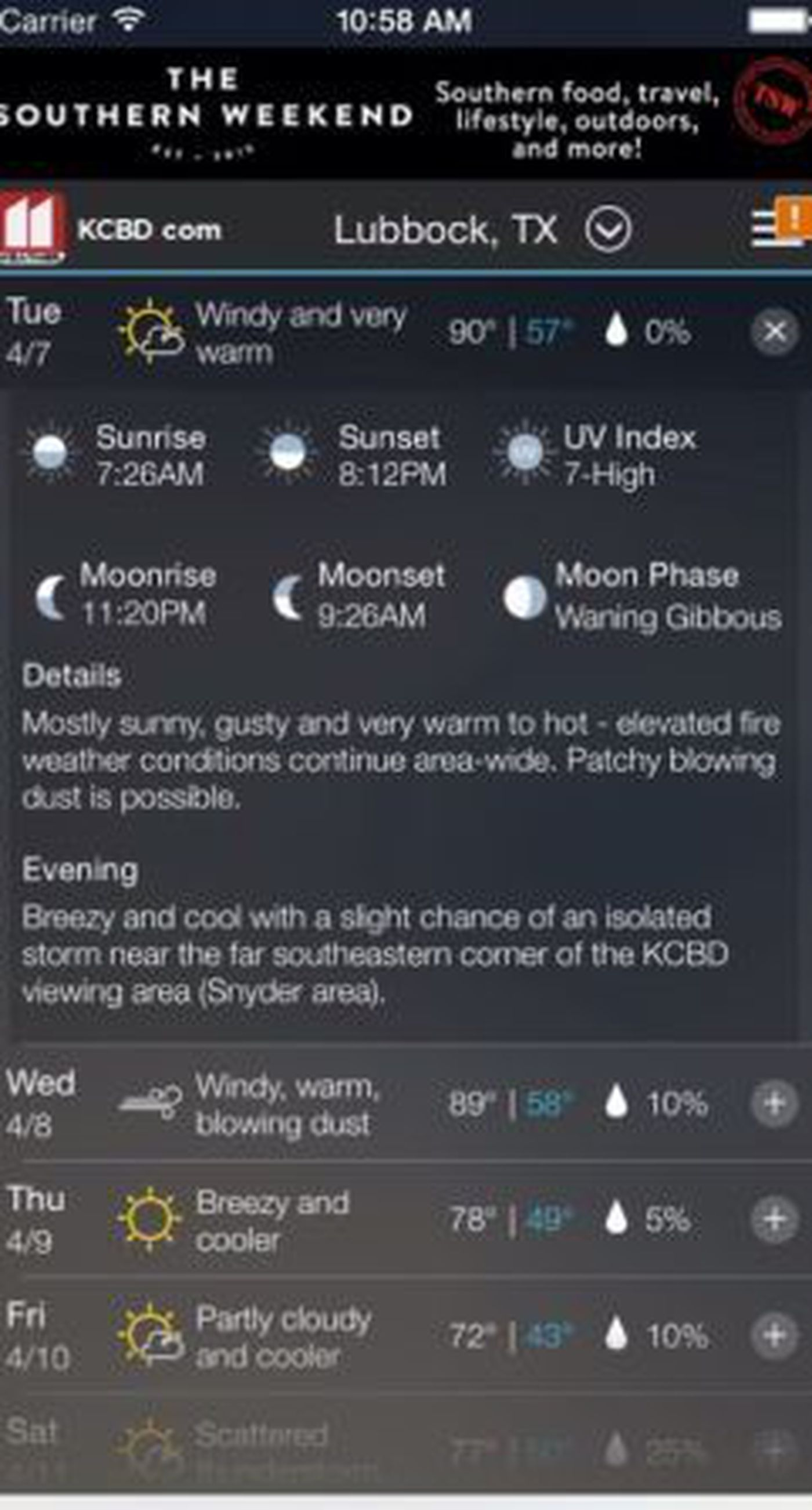 New And Improved Kcbd Weather App Now Available For Download