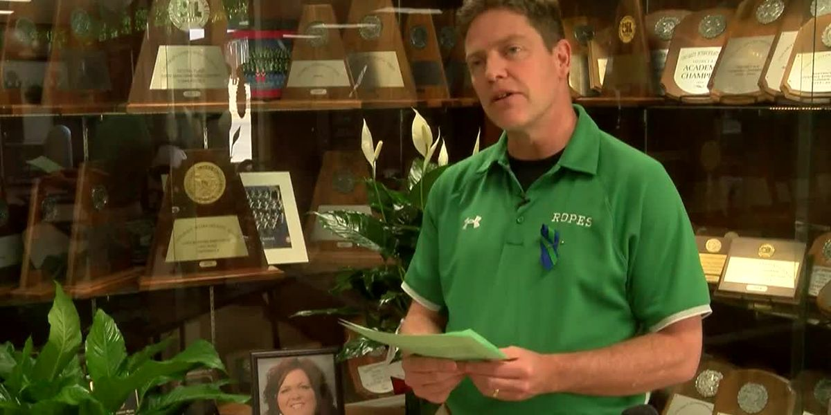Ropes ISD's Superintendent speaks on the passing of teacher Jill Reep