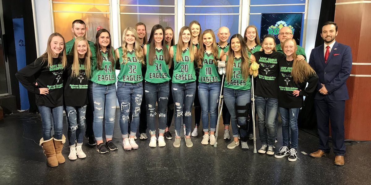 Hoop Madness Team of the Week: Ropes Lady Eagles