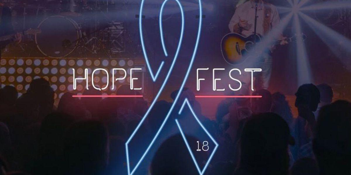 Lubbock music festival to raise money for fight against cancer