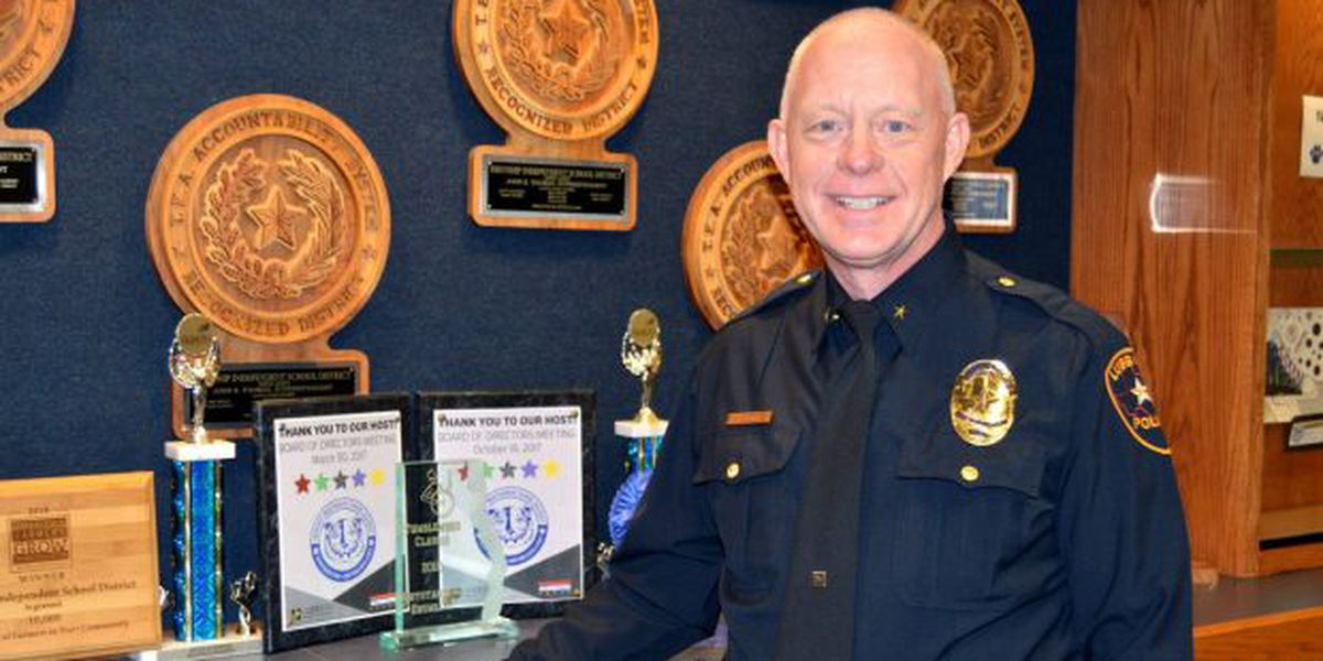 Roy Bassett picked as Frenship ISD's new police chief