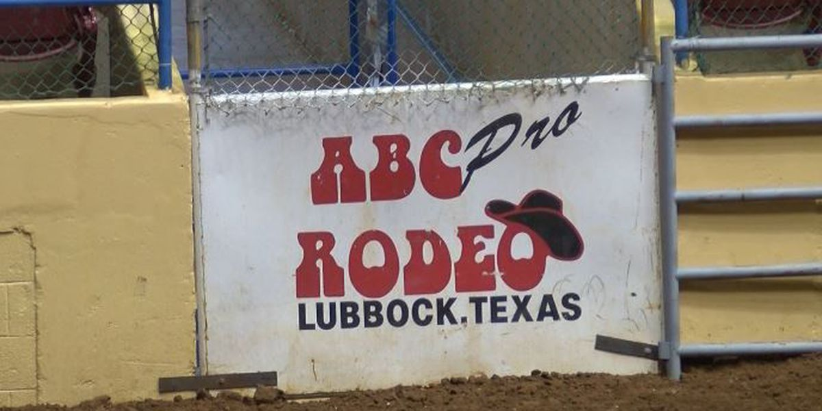 76th ABC Pro Rodeo back in Lubbock
