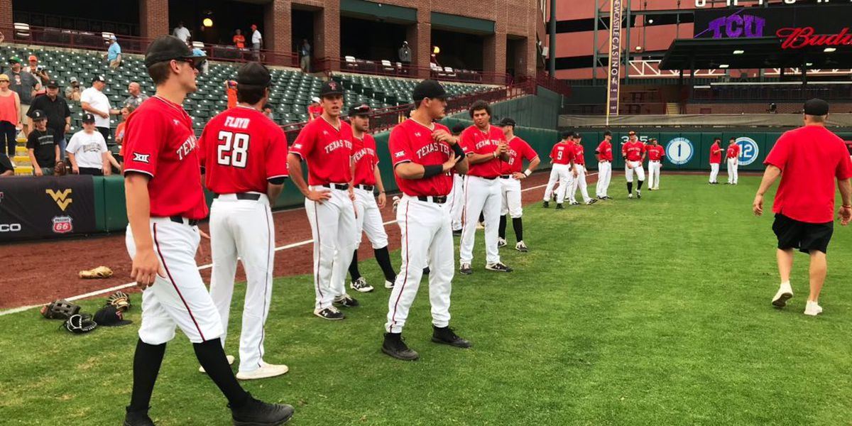 All Big 12 Super Regional as Texas Tech will host Oklahoma State this weekend