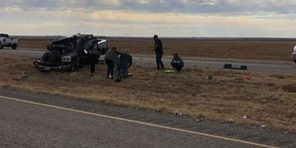 One dead in rollover near O'Donnell