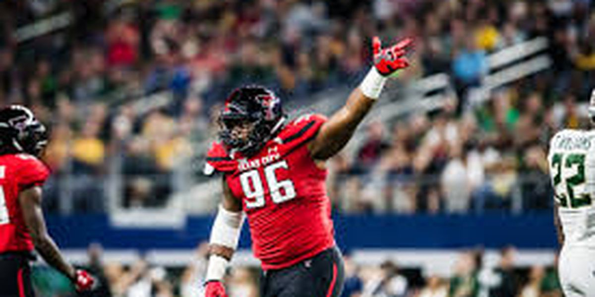 Broderick Washington, Jr. drafted by Baltimore