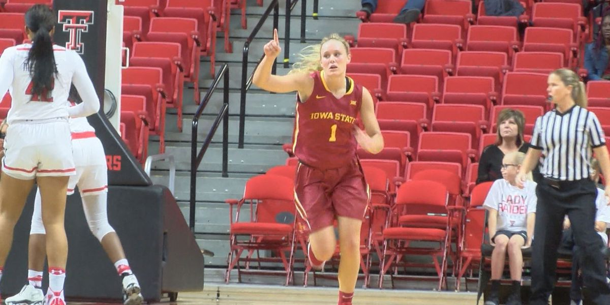 Lady Raiders fall to Iowa State