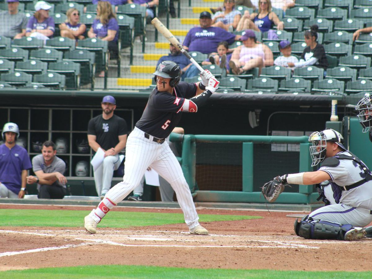Texas Tech beats Kansas State 7-4 in first game of Big 12 Tournament
