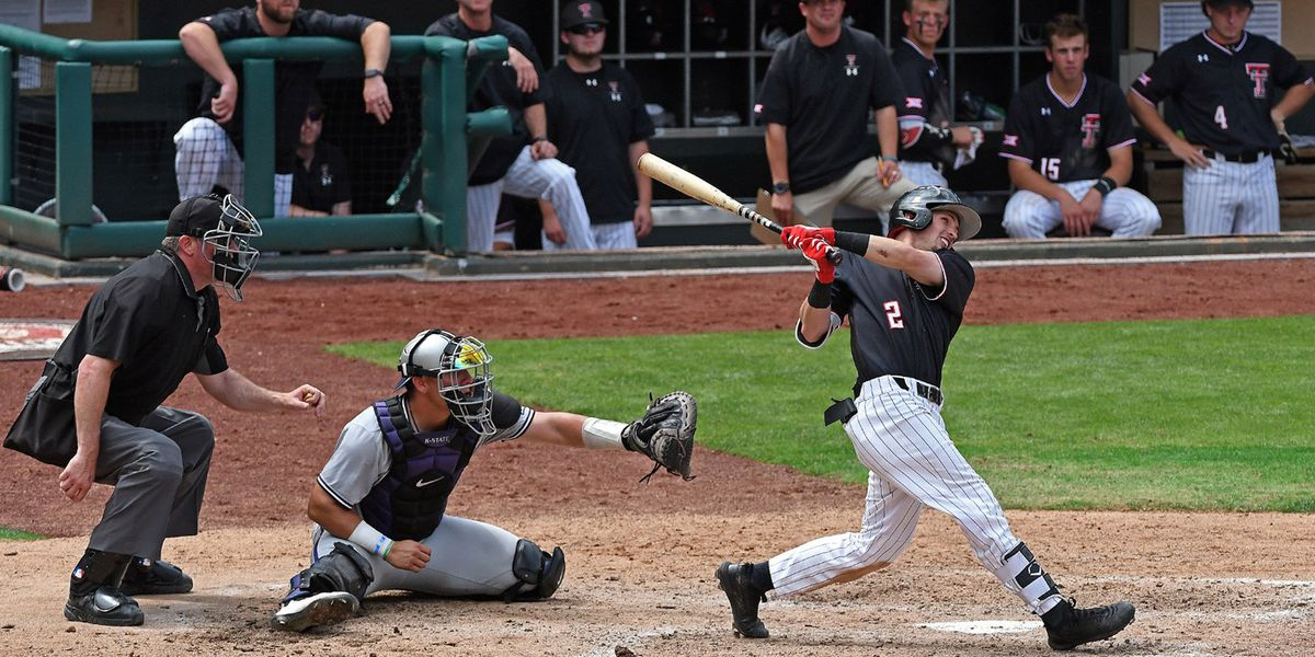 Red Raiders face West Virginia in game 2 of Big 12 Championship, 4 p.m.