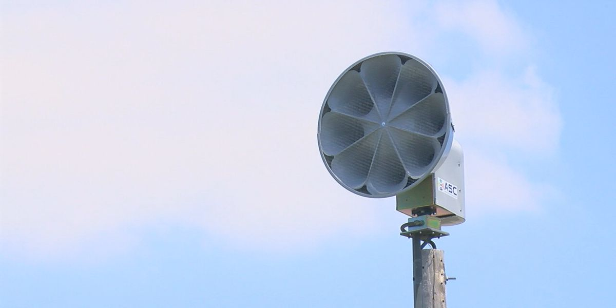 Lubbock City Council to consider tornado sirens as part of new budget proposals