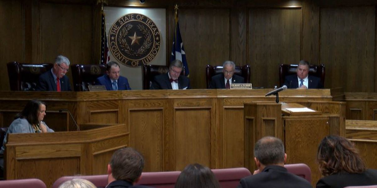 Newly elected Lubbock County commissioners cut salaries, divert pay after campaign promises