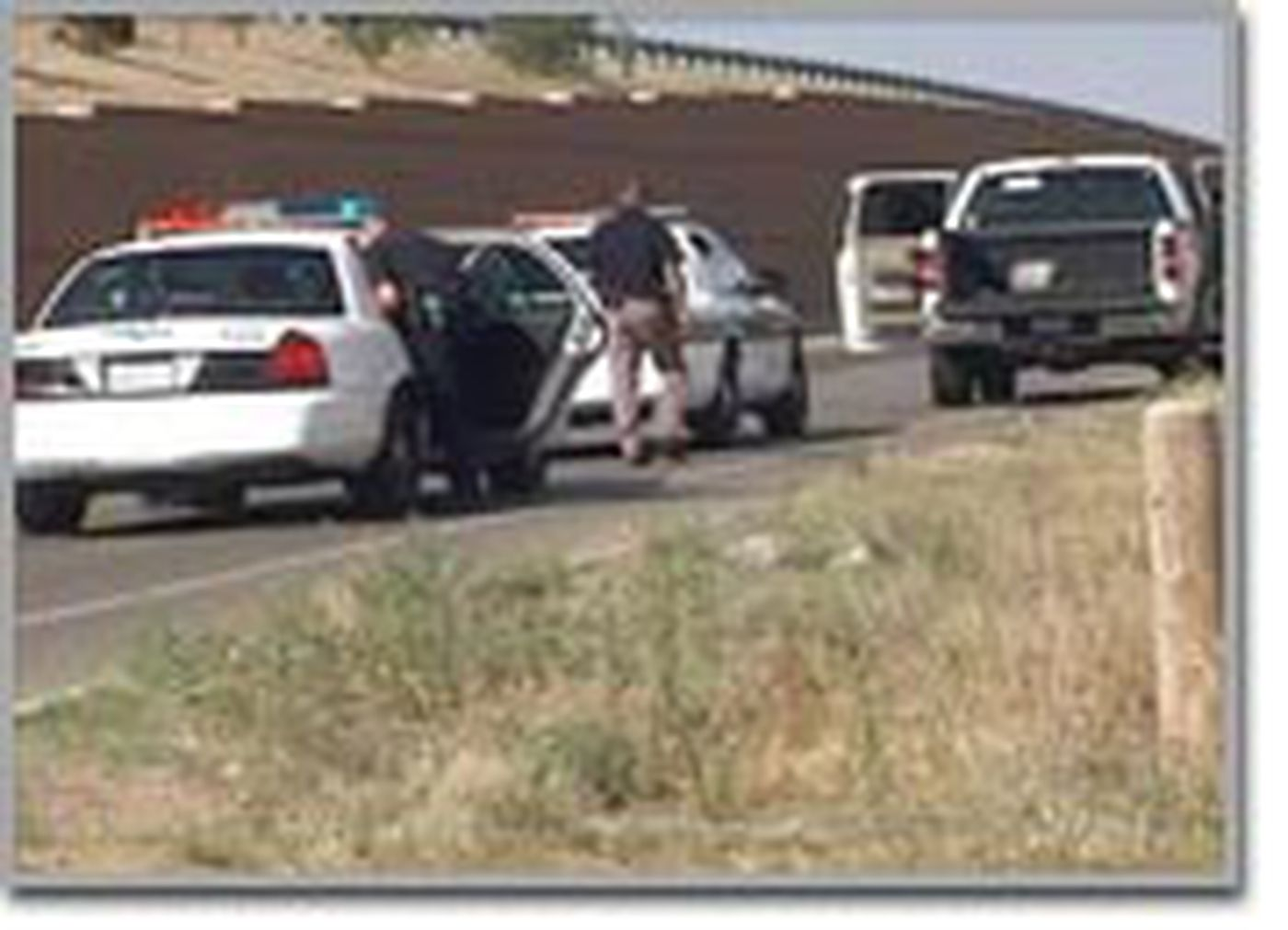 Teens Arrested After High Speed Chase