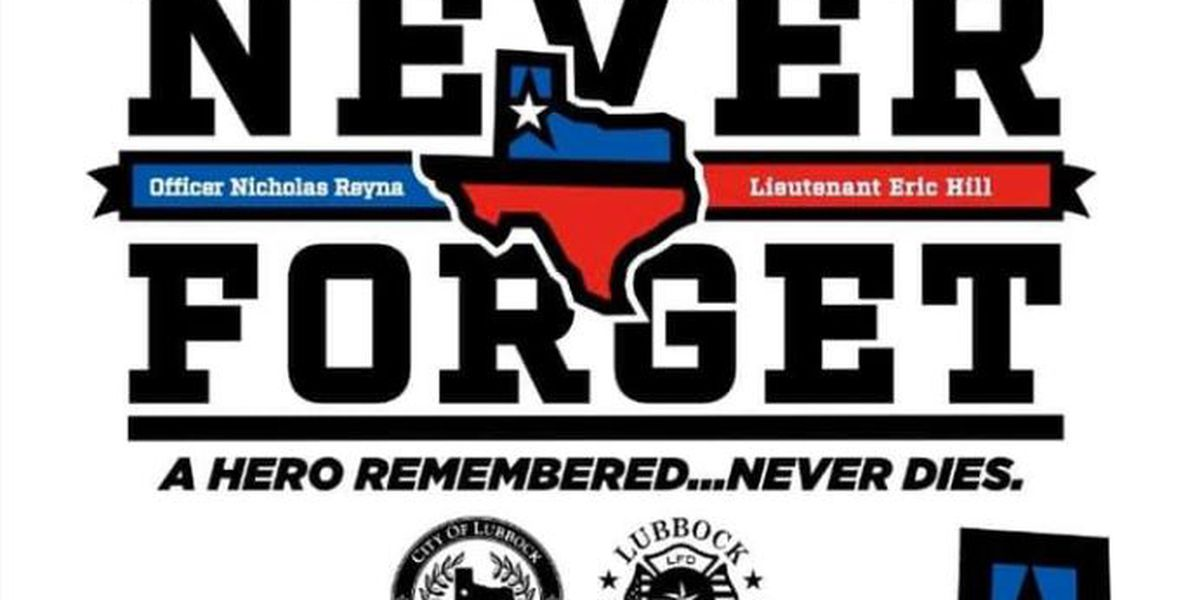 Lubbock Fire Rescue asking public to use verified accounts when making donations for fallen first responders
