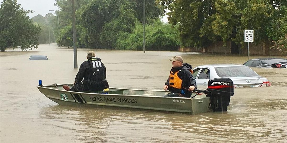 Lubbock District Game Wardens help with search and rescue efforts