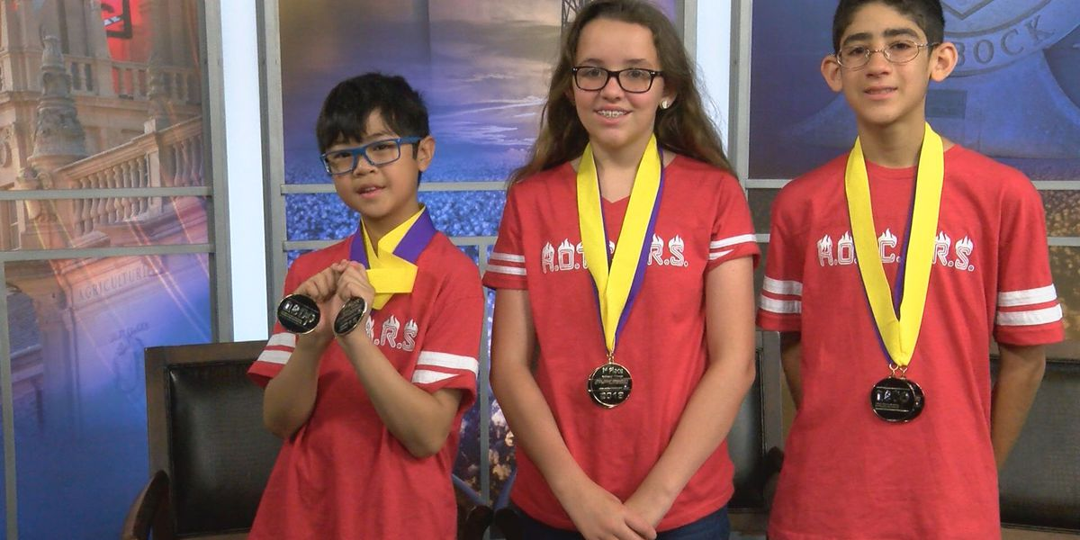 Southcrest HOTCARS project wins national science competition