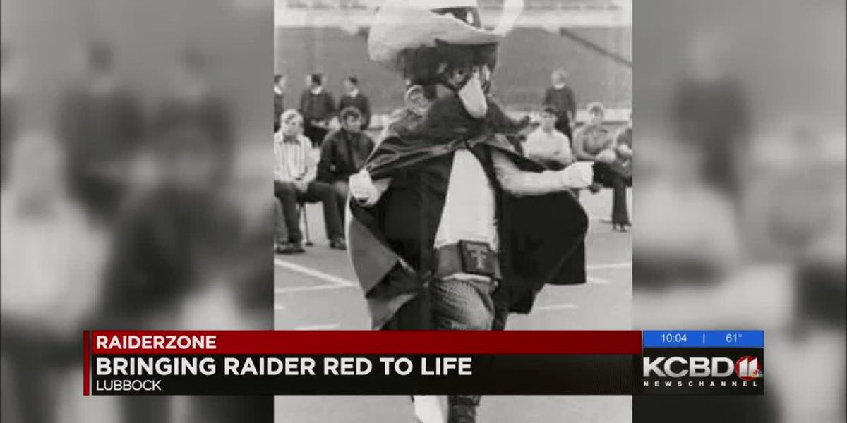 Bringing Raider Red to life