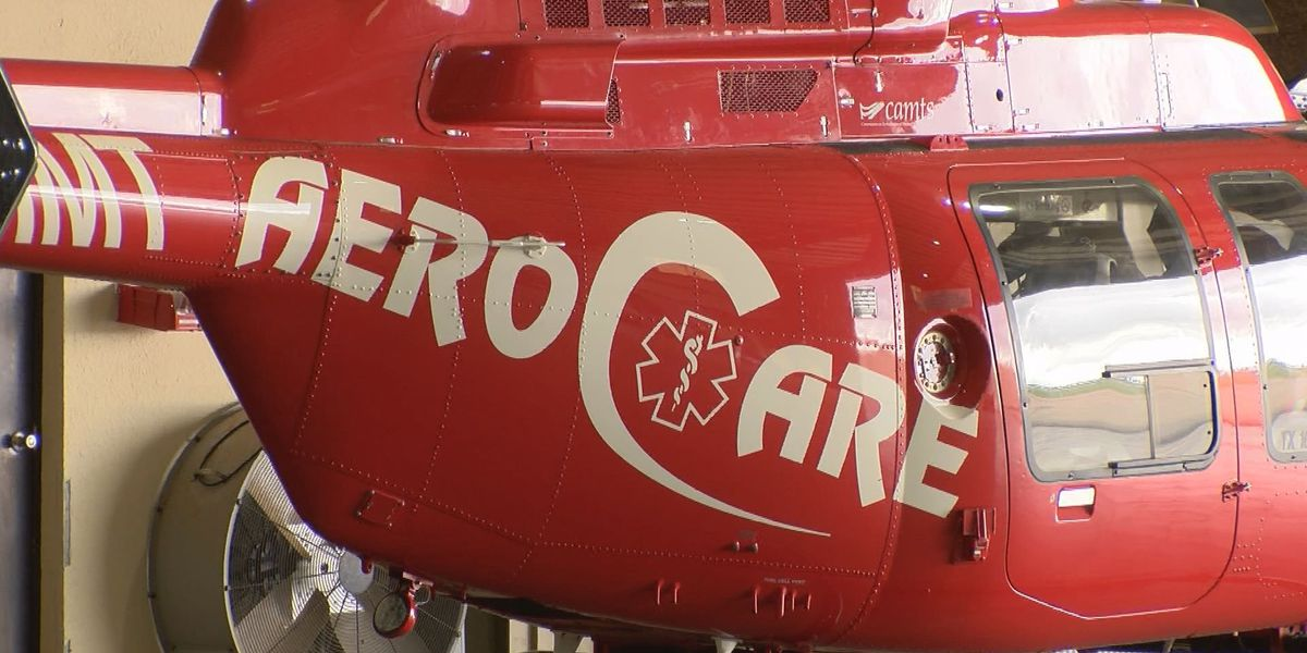 Feature: How Lubbock's Aero Care is dispatched and how they work