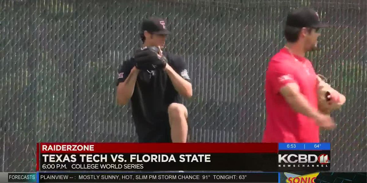Tech set for College World Series game against Florida State