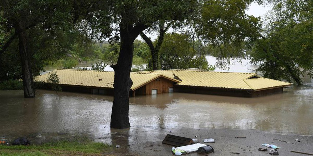 After Hurricane Harvey, Texas senator eyes using state's savings for flood control