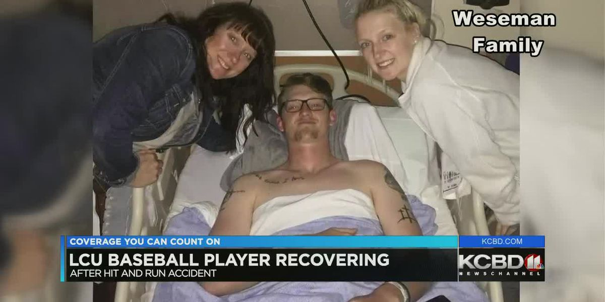 LCU baseball player still recovering after May hit-and-run