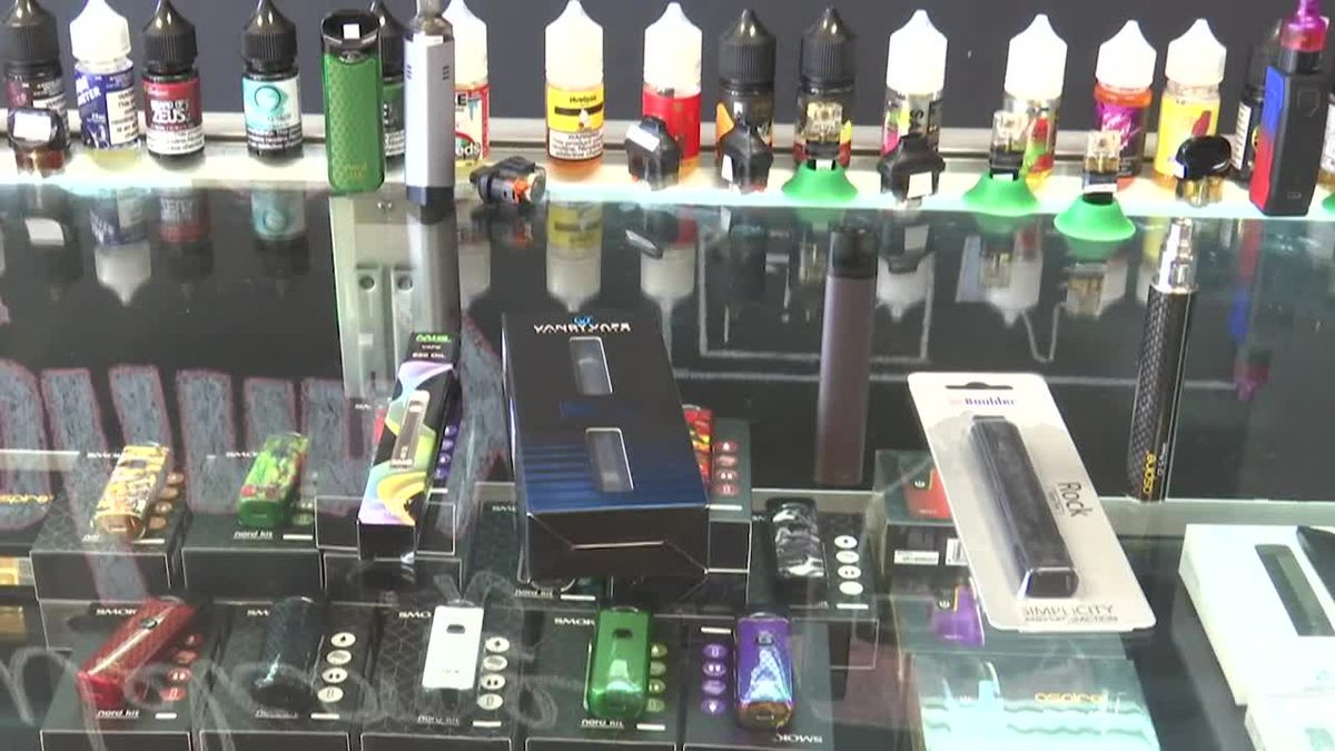 How Texas lawmakers are fighting to get e-cigarettes out of children's hands
