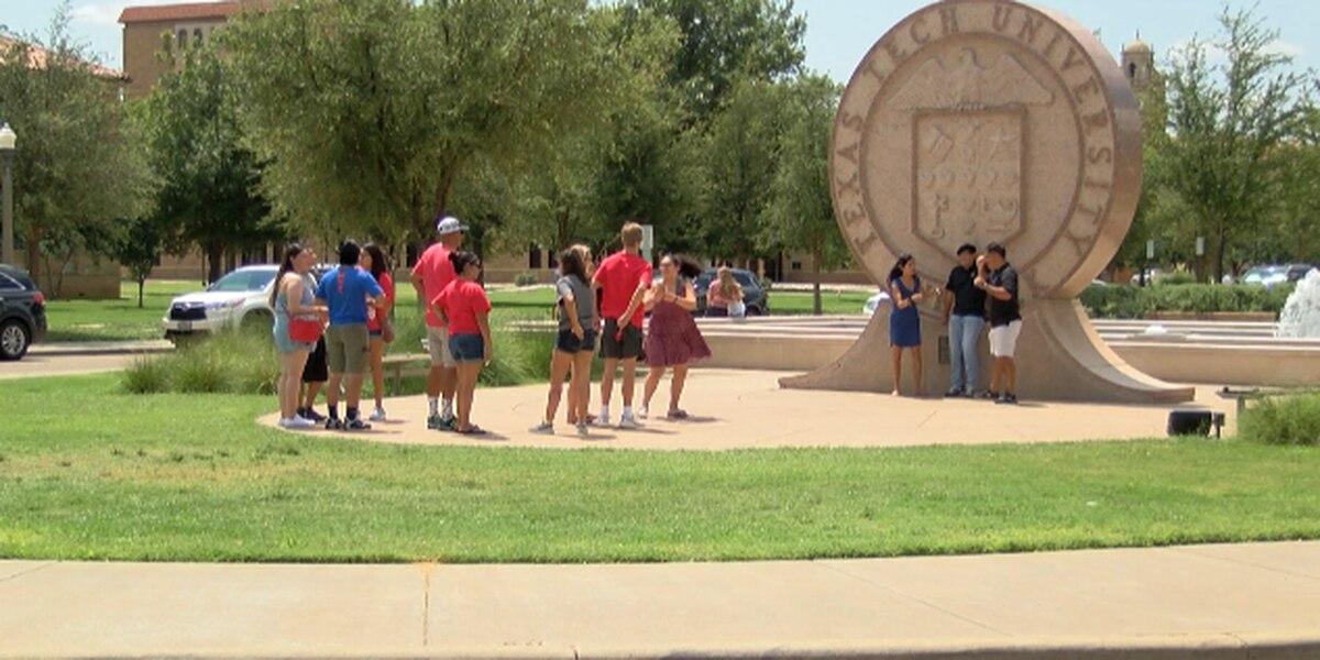 Texas Tech applications up after basketball season