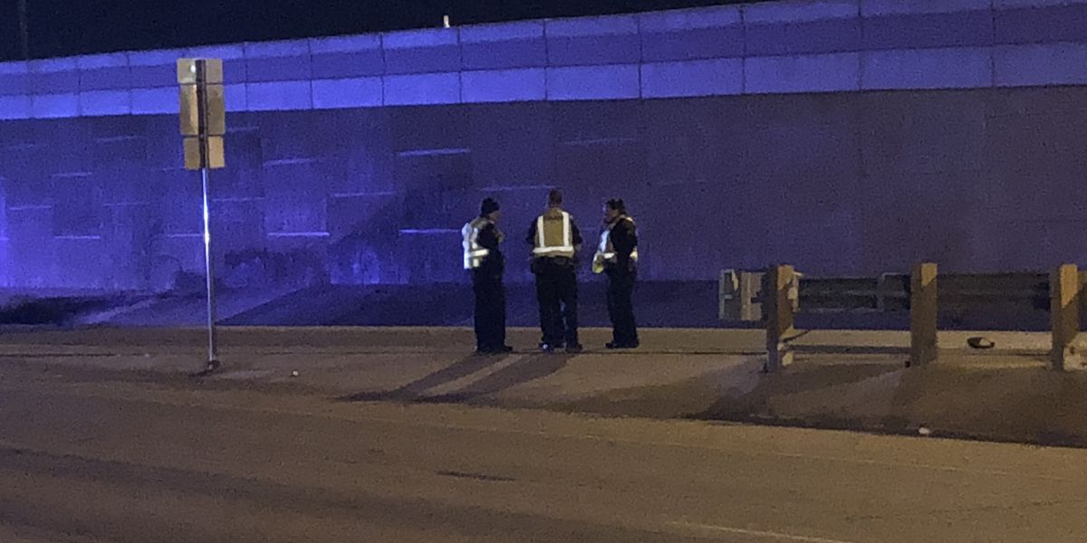 Driver dead after rollover near 12th Street, West Loop 289