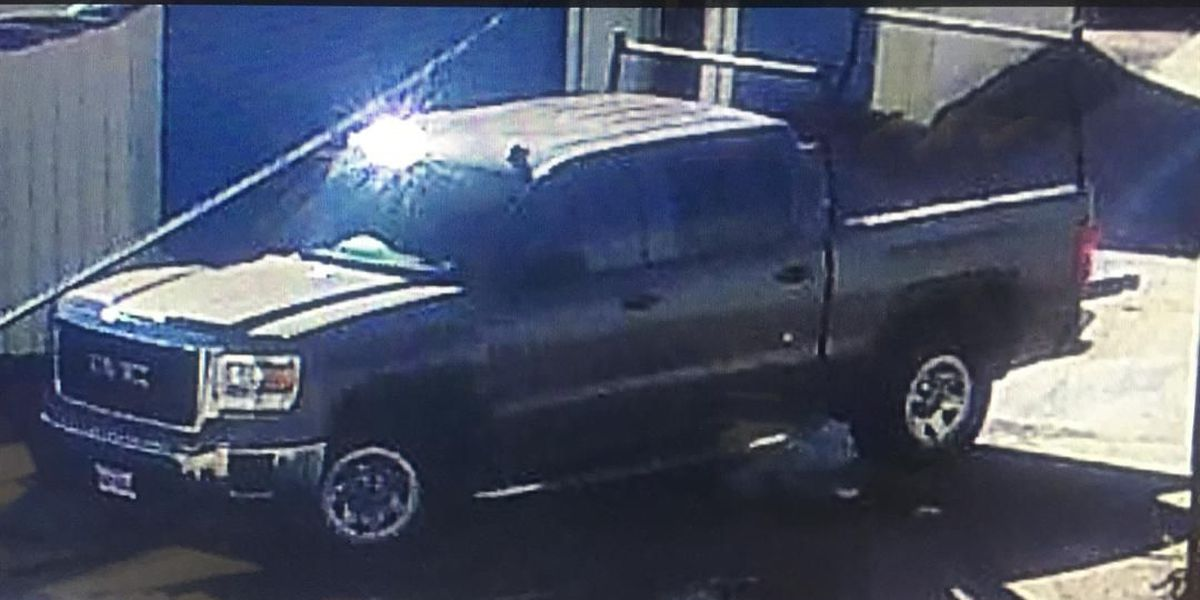 Police find pickup possibly connected to child sexual assault