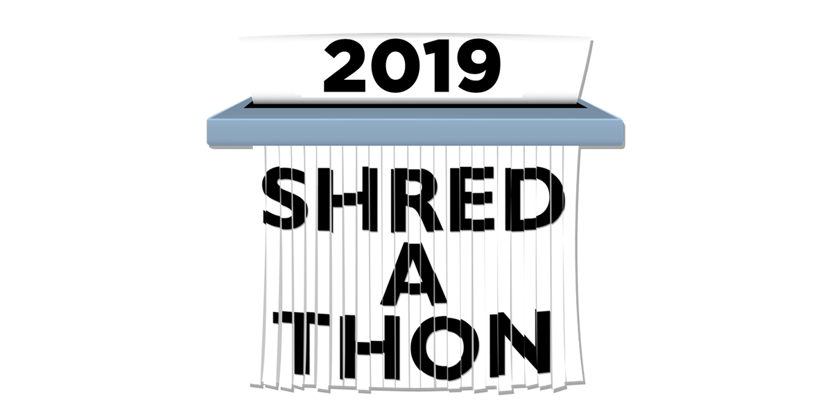 5th annual Shred-A-Thon scheduled for Oct. 9