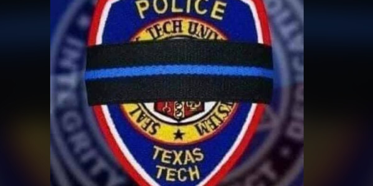 Texas Tech Police Officer dies from COVID-19 complications