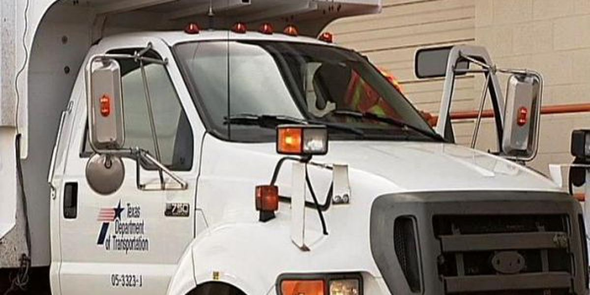 TxDOT preparing for Lubbock's first winter storm of the new year