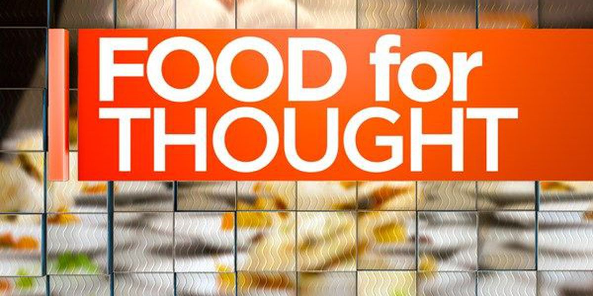 Food for Thought Report: 8.30