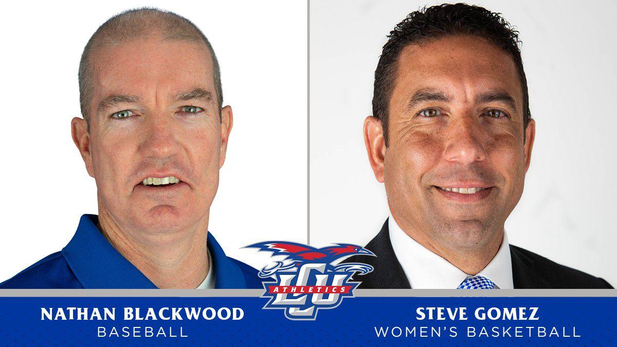 LCU coaches Blackwood, Gomez sign contract extensions