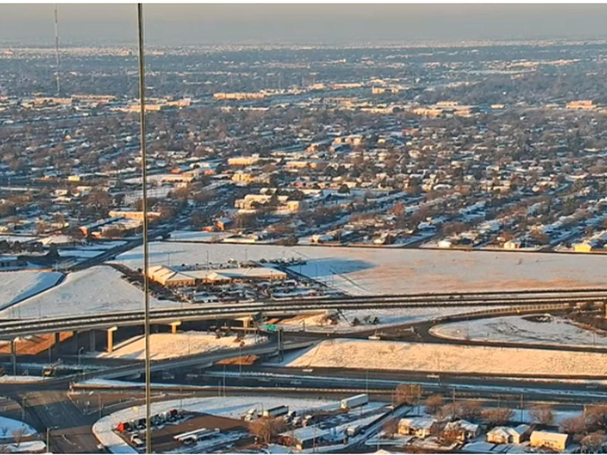 Loop, Marsha Sharp Freeway reopened: Drivers urged to use caution