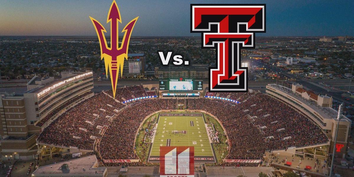 Arizona State vs. Texas Tech: 3 Keys to Victory for Tech