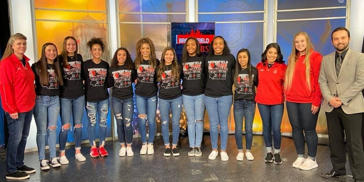 Hoop Madness Team of the Week: Brownfield Lady Cubs