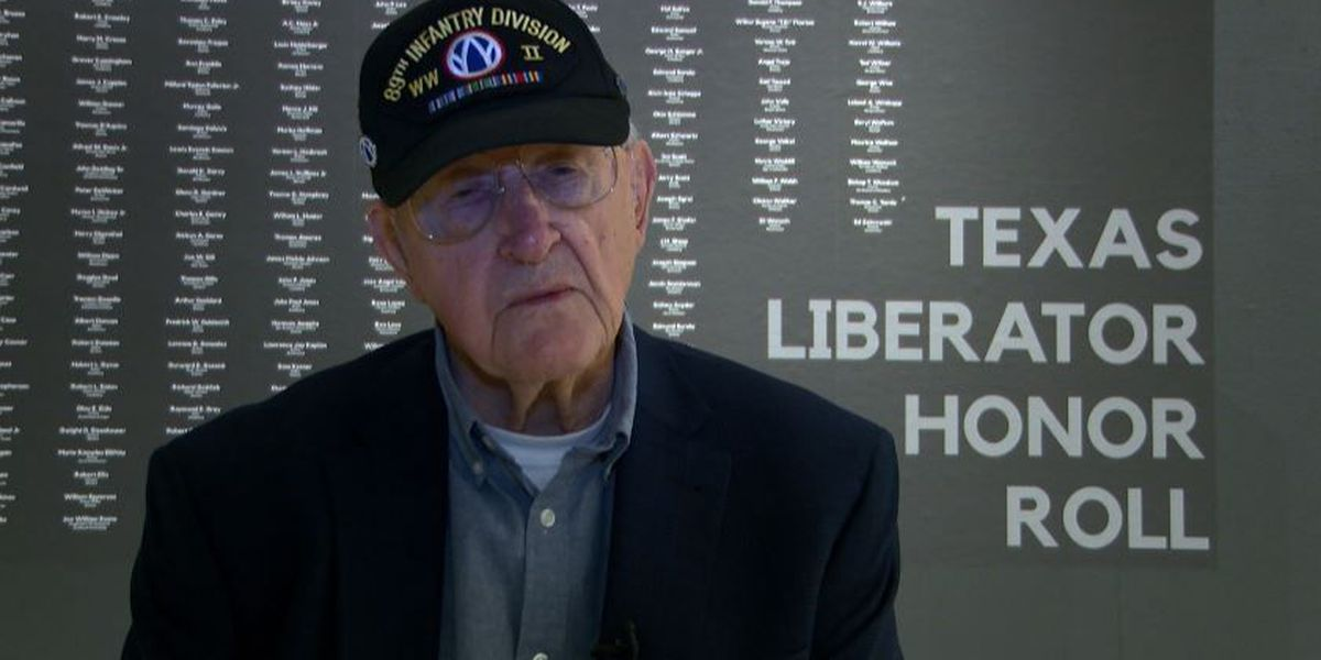 WWII veterans share powerful stories of being witnesses to the Holocaust