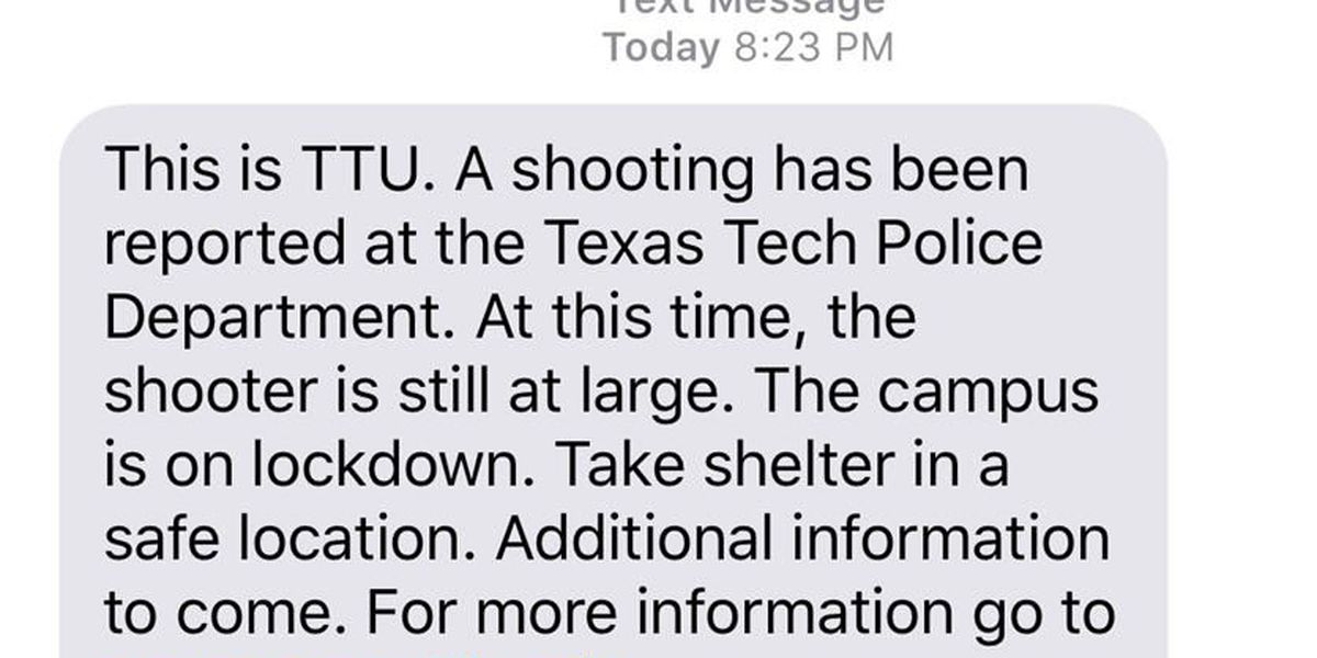 KCBD looks into delayed Tech alert following fatal shooting at Texas Tech Police Department