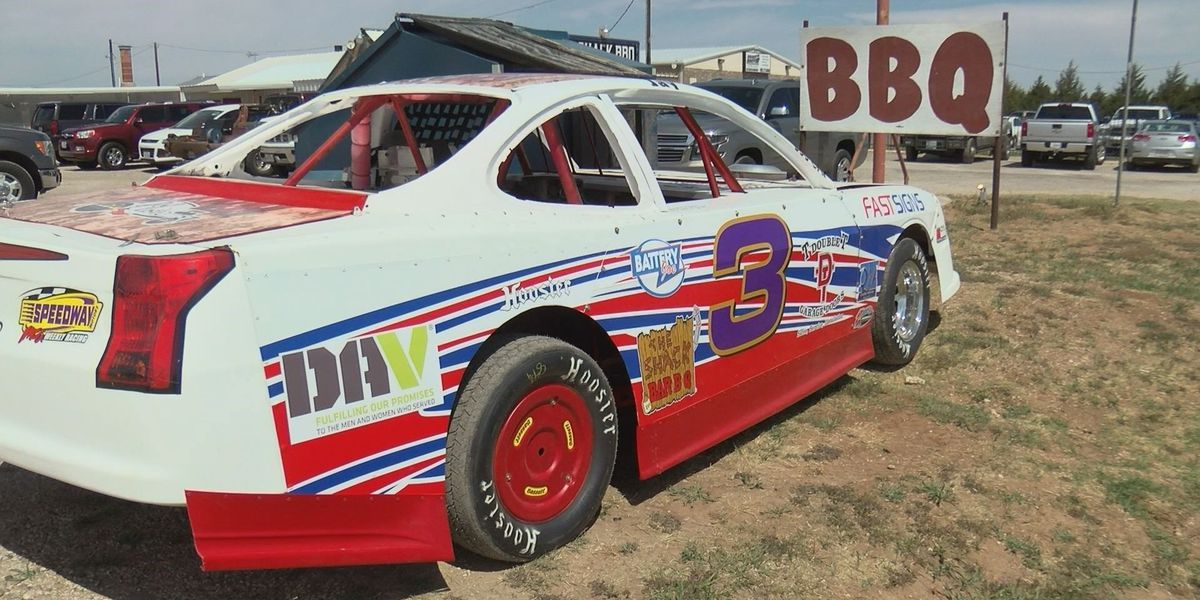 Taylor Racing brings awareness to PTSD