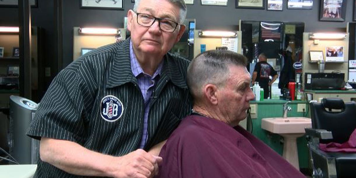Barber shop helps send veterans to South Plains Honor Flight