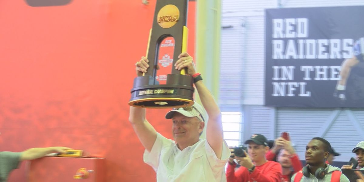 Full Video: One on one with Texas Tech Director of Track & Field and Cross Country, Wes Kittley