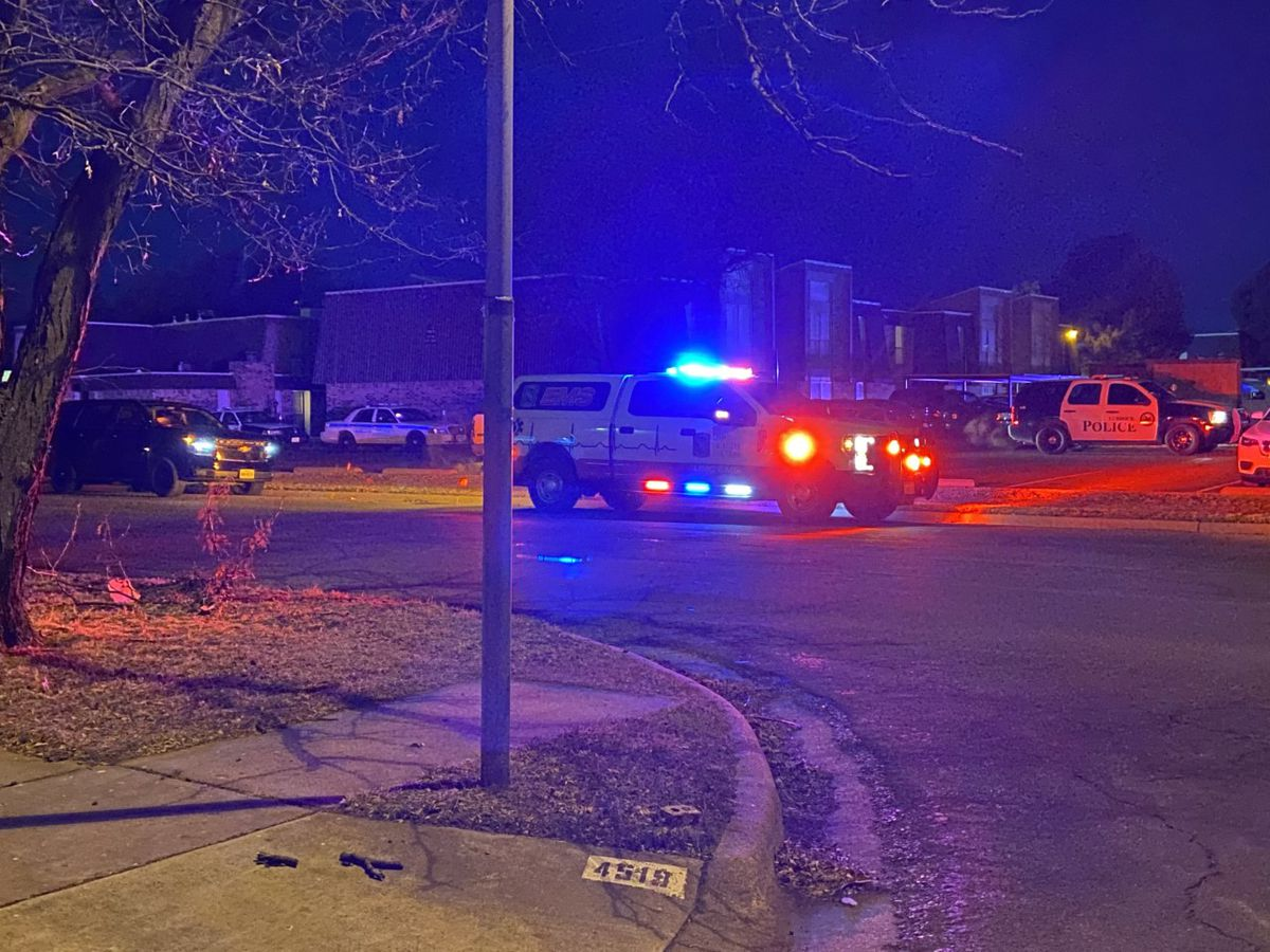 Police respond to fatal stabbing, 2 separate chases