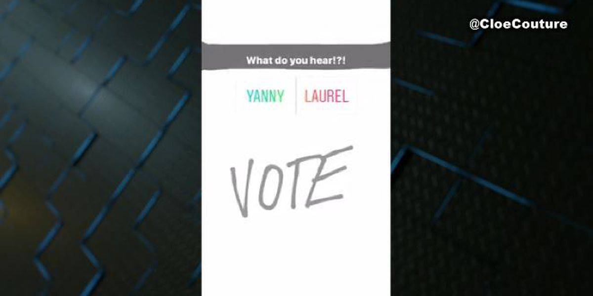 Yanny or Laurel? The internet is divided